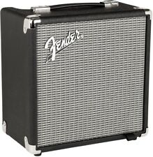 Fender Rumble 15 v3 - 1x8 15W Bass Guitar Combo Amplifier
