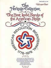 """""""THE HERITAGE COLLECTION BEST LOVED SONGS OF THE AMERICAN STAGE"""" VOL. 1-BOOK-NEW"""