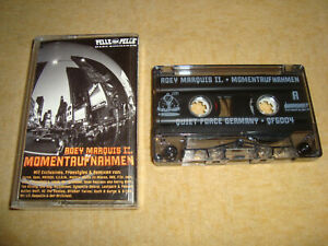 ROEY MARQUIS II - Momentaufnahmen (TAPE!) MB1000 R.A.G. STIEBER TWINS TOO STRONG