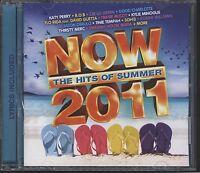 Now: The Hits of Summer 2011 - Now: The Hits of Summer 2011 CD