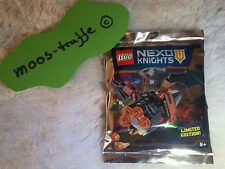 LEGO NEXO KNIGHTS LIMITED EDITION Fledermaus Flitzer Figur