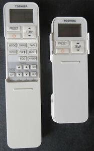 TOSHIBA WH-TA04NE télécommande remote controller air conditionner climatiseur