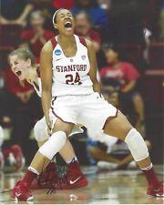 Karlie Samuelson Erica Mccall Signed 8 x 10 Photo Stanford Cardinal Wnba