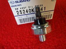 Subaru Oil Pressure Switch WRX Impreza Sti Forester Outback Legacy Baja OEM