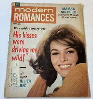 September 1966 MODERN ROMANCES