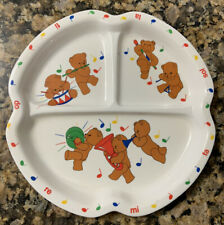 New listing Vintage Childs Plate And Cup Melamine Ware Anacapa 1987 Musical Bears