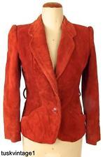 Suede Original Vintage Clothing for Women