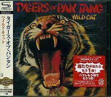 TYGERS OF PAN TANG WILD CAT 2016 JPN SHM RMST CD - BRAND NEW/SEALED GIFT PERFECT