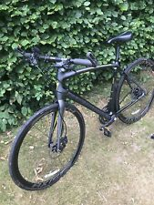 Specialized Sirrus Comp Carbon Disc 2015 rare SL4 Full carbon frame- Large