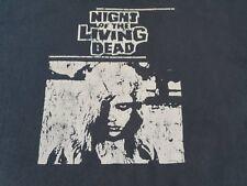 Rare Night Of The Living Dead Shirt Dead Horror Film George A. Romero,Movie Tee