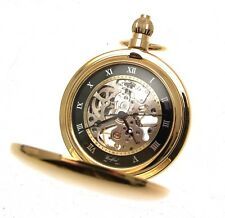 Pocket Watches For Men Gifts For Men Full Hunter Gold Plated Pocket Watches