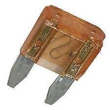 5 x Mini Blade Fuses 5A 5 Amp (11mm x 15mm) o/e spec fits MITSUBISHI
