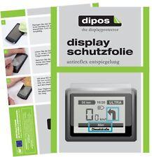 3x Impulse Evo Smart (E-Bike Display) Schutzfolie matt Displayschutzfolie Folie