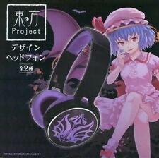 Touhou Project Remilia Scarlet TAITO Headphones Prize Japan