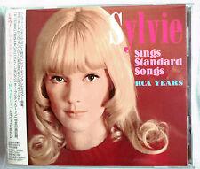 """SYLVIE VARTAN - RARE JAPAN CD """"SINGS STANDARD SONGS"""""""