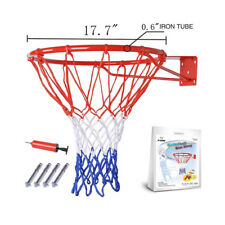 Wall Mounted Basketball Rim Basketball Backboard Basketball Hoop Basketball Goal