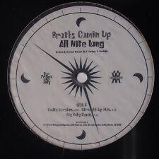 BROTHZ COMIN UP: All Night Long 12' Random Rap '95 At;anta G-Funk SEALED