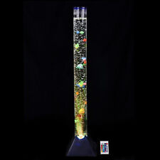Giant Bubble Tube Lamp Tower