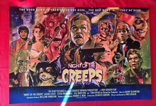 Night of the Creeps - Graham Humphreys - Art Print Nt Mondo