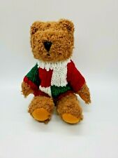 Tender Hearted Collectibles Winter Sweater Holiday Bear