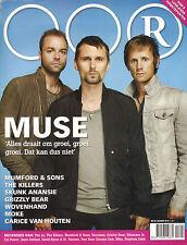 MAGAZINE OOR 2012 nr. 09 - MUSE/CARICE VAN HOUTEN/MUMFORD & SONS/MOKE