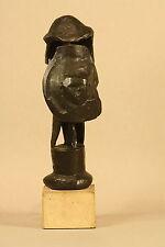 Dimitri Hadzi Abstract Bronze Sculpture Title Samurai