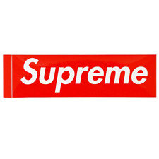 Supreme Sticker Pack 003 box logo