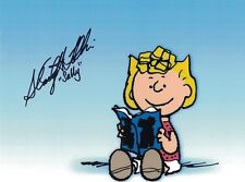 Stacy Tolkin Peanuts Sally autographed 8x10 photo with COA by CHA