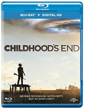 Childhood's End (with Digital HD UltraViolet Copy) [Blu-ray]