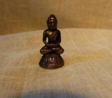 Buddha Budda Buda Budah Goa Miniatur Figur 3,30 cm hoch - 1,60 cm breit (4)