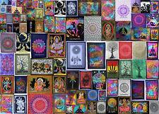 Indian Mandala Wall Hanging Table Cloths Cotton Handmade Dorm Decor Art Tapestry