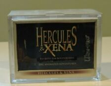 XENA & HERCULES BATTLE FOR MOUNT OLYMPUS - RITTENHOUSE - BASE TRADING CARD SET