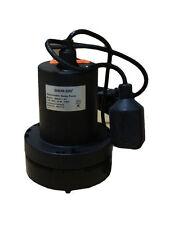 Shur Dri 1/3hp Sump Pump SDAS3 w/ Automatic Float Switch NEW Submersible Unit