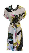 Gorgeous Designer CHARLIE BROWN Wrap Dress Size 12