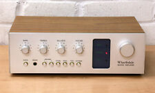 WHARFEDALE DENTON Vintage Hi-Fi Integrated amplifier PHONO Made in Japan 99p NR