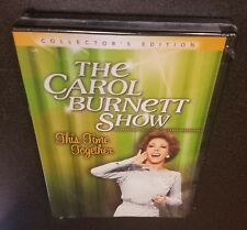 The Carol Burnett Show: This Time Together (DVD, 7-Disc Collector's Edition) NEW