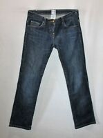 "Sass & Bide Brand Blue Classic Straight Leg Denim Jeans Size 26"" #SJ20"