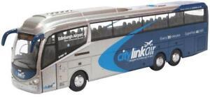 Oxford Diecast Scania Irizar i6 1:76 Scale Coach - City Link Air 76IR6006