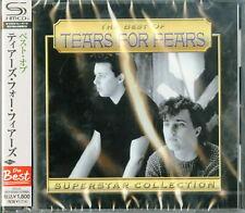 TEARS FOR FEARS-THE BEST OF TEARS FOR FEARS-JAPAN SHM-CD D50