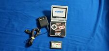 Nintendo Game Boy Advance SP NES Edition AGS-101 Brighter Backlight With Charger