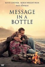 Message in a Bottle (DVD, 1999, Widescreen)