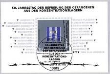 BRD 1995: Gefangenenbefreiung! Block Nr. 32! Berliner Ersttagsstempel! 1A 1806