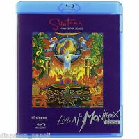 Santana: Hymns For Peace - Live At Montreux Blu-Ray