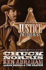 The Justice Riders-ExLibrary