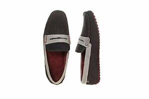 Dearfoams - Penny Loafers - Black Color Block - Medium 9-10