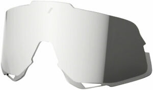 100% Glendale Replacement Lens: HiPER Silver