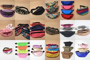 Bum Bag Waist Bag Money Belt Fashion Festival Unisex Present School Club Lot