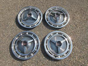 1965 Chevrolet Impala SS spinner wheel cover hub caps