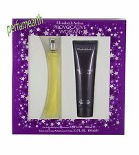 Provocative Woman 2 Pc Gift Set With 3.3/3.4 Oz By Elizabeth Arden For Women