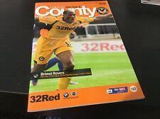 Newport County v Bristol Rovers 2013-14 1st Season in League